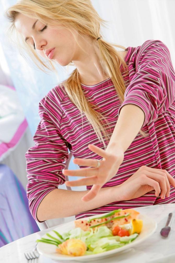 Anoreksija je poremećaj ishrane