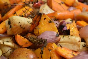 Dr. Nalini Chilkov Recipe Roasted Vegetables