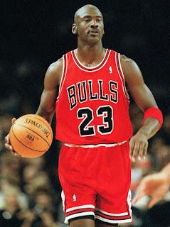 Biografi Michael Jordan