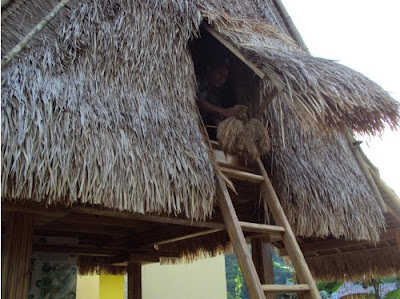 rumah adat suku donggo
