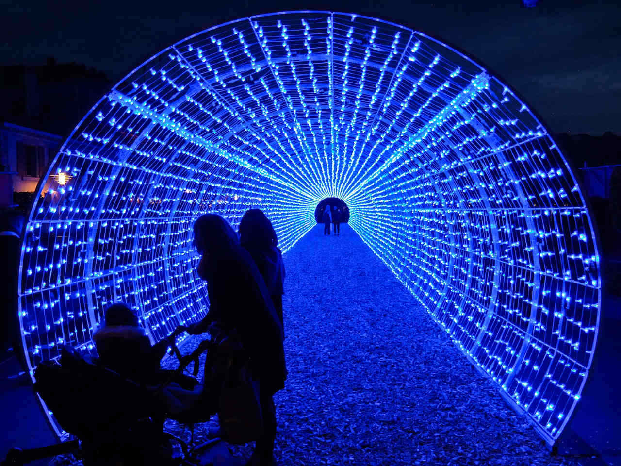 Light Tunnel Vevey