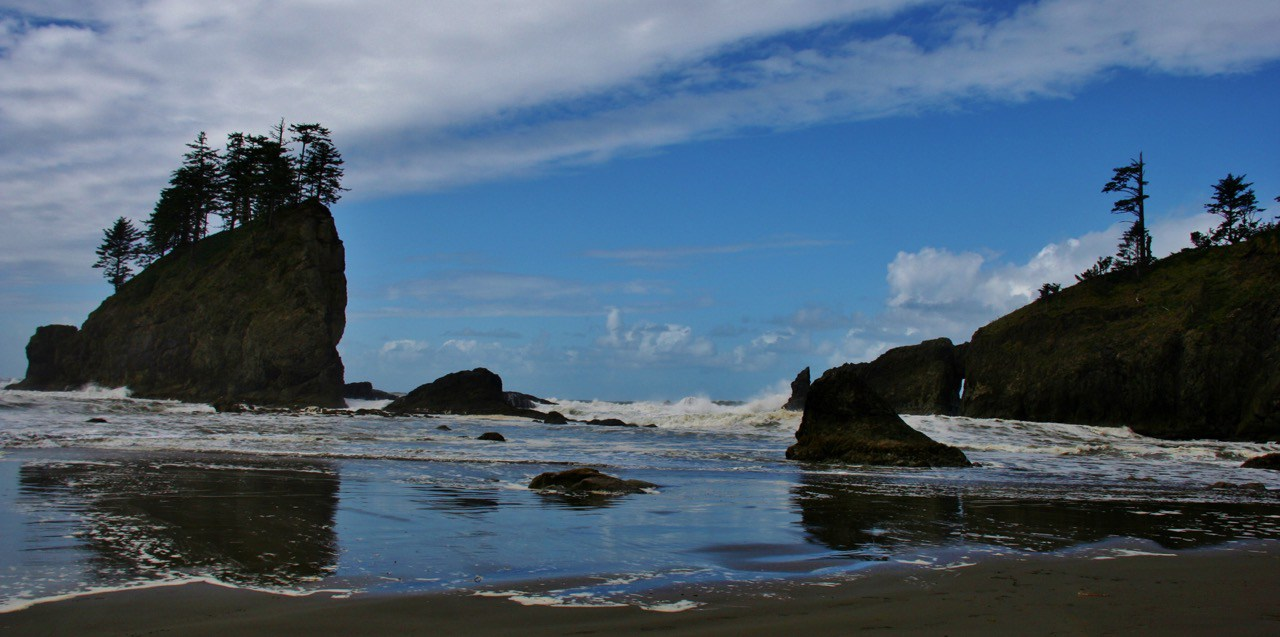 Second Beach Washington