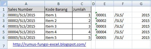 cara menggunakan text to columns di excel fixed width